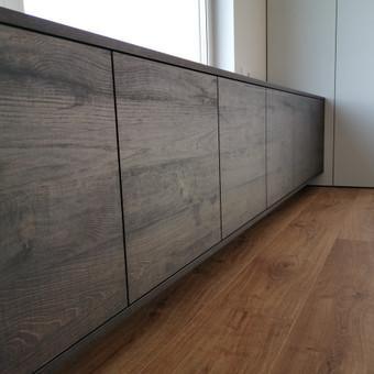Virtuvės baldai / Žilvinas Baldai / Darbų pavyzdys ID 676149