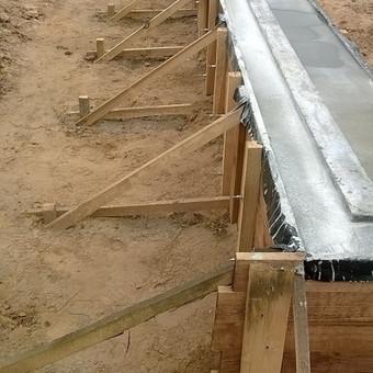 Statybos darbų vykdytojas / Edvinas / Darbų pavyzdys ID 88034