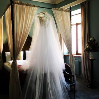 Individualus vestuvinių suknelių siuvimas / MJ Bridal Couture / Darbų pavyzdys ID 678591