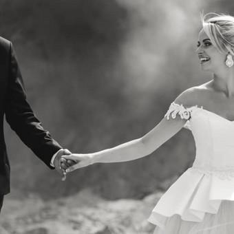 Individualus vestuvinių suknelių siuvimas / MJ Bridal Couture / Darbų pavyzdys ID 678593