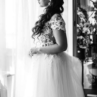 Individualus vestuvinių suknelių siuvimas / MJ Bridal Couture / Darbų pavyzdys ID 678595