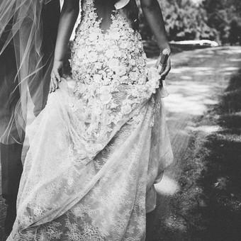 Individualus vestuvinių suknelių siuvimas / MJ Bridal Couture / Darbų pavyzdys ID 678603