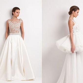 Individualus vestuvinių suknelių siuvimas / MJ Bridal Couture / Darbų pavyzdys ID 678605
