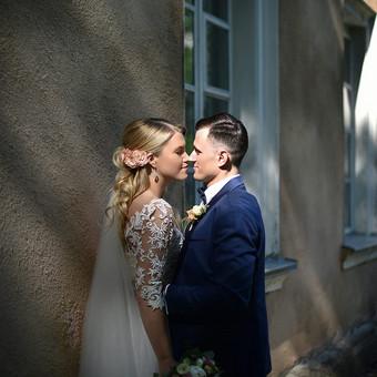 Individualus vestuvinių suknelių siuvimas / MJ Bridal Couture / Darbų pavyzdys ID 678625