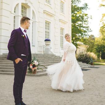Individualus vestuvinių suknelių siuvimas / MJ Bridal Couture / Darbų pavyzdys ID 678627