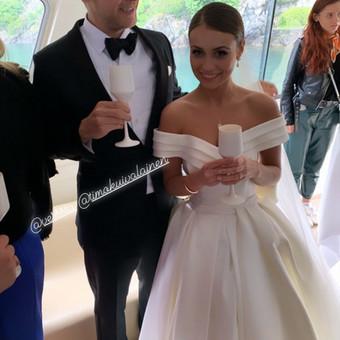 Individualus vestuvinių suknelių siuvimas / MJ Bridal Couture / Darbų pavyzdys ID 678633