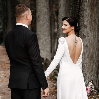 Individualus vestuvinių suknelių siuvimas / MJ Bridal Couture / Darbų pavyzdys ID 678635