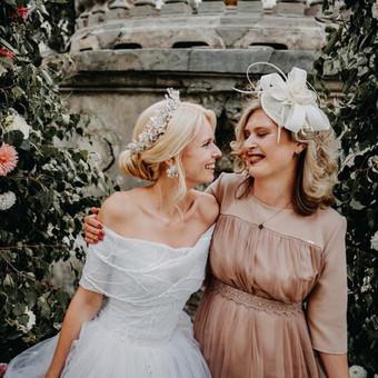 Individualus vestuvinių suknelių siuvimas / MJ Bridal Couture / Darbų pavyzdys ID 678641