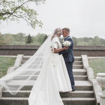 Individualus vestuvinių suknelių siuvimas / MJ Bridal Couture / Darbų pavyzdys ID 678643