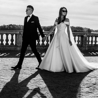Individualus vestuvinių suknelių siuvimas / MJ Bridal Couture / Darbų pavyzdys ID 678657
