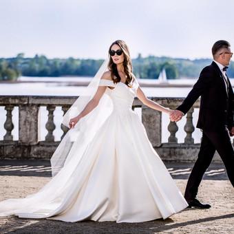 Individualus vestuvinių suknelių siuvimas / MJ Bridal Couture / Darbų pavyzdys ID 678659