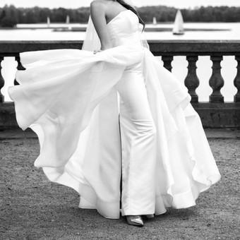 Individualus vestuvinių suknelių siuvimas / MJ Bridal Couture / Darbų pavyzdys ID 678661