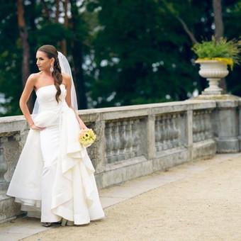 Individualus vestuvinių suknelių siuvimas / MJ Bridal Couture / Darbų pavyzdys ID 678665