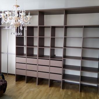 Stumdomos durys, spintos, drabužinės. Gamyba, projektavimas. / Egidijus / Darbų pavyzdys ID 681599