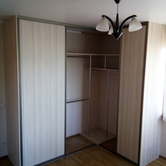 Stumdomos durys, spintos, drabužinės. Gamyba, projektavimas. / Egidijus / Darbų pavyzdys ID 681657