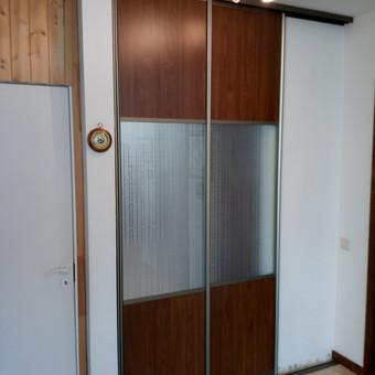 Stumdomos durys, spintos, drabužinės. Gamyba, projektavimas. / Egidijus / Darbų pavyzdys ID 681661