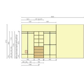 Stumdomos durys, spintos, drabužinės. Gamyba, projektavimas. / Egidijus / Darbų pavyzdys ID 681681