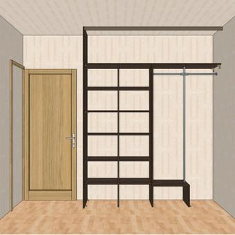 Stumdomos durys, spintos, drabužinės. Gamyba, projektavimas. / Egidijus / Darbų pavyzdys ID 681687
