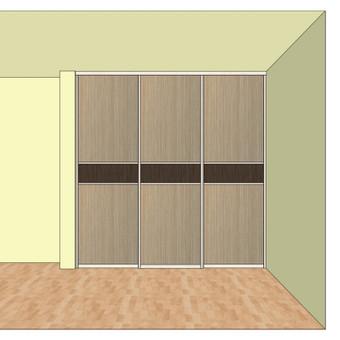 Stumdomos durys, spintos, drabužinės. Gamyba, projektavimas. / Egidijus / Darbų pavyzdys ID 681693