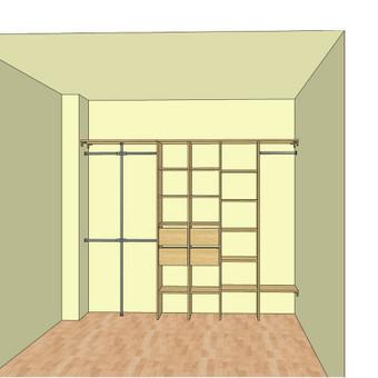 Stumdomos durys, spintos, drabužinės. Gamyba, projektavimas. / Egidijus / Darbų pavyzdys ID 681695
