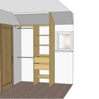 Stumdomos durys, spintos, drabužinės. Gamyba, projektavimas. / Egidijus / Darbų pavyzdys ID 681697