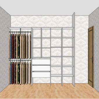 Stumdomos durys, spintos, drabužinės. Gamyba, projektavimas. / Egidijus / Darbų pavyzdys ID 681709