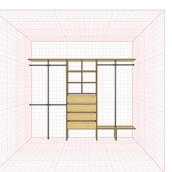 Stumdomos durys, spintos, drabužinės. Gamyba, projektavimas. / Egidijus / Darbų pavyzdys ID 681713