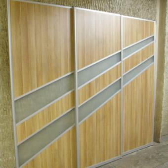 Stumdomos durys, spintos, drabužinės. Gamyba, projektavimas. / Egidijus / Darbų pavyzdys ID 681715
