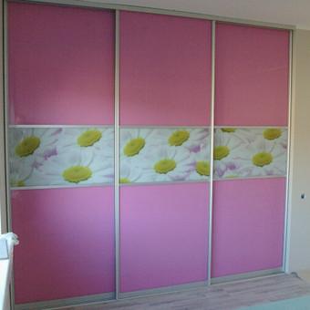 Stumdomos durys, spintos, drabužinės. Gamyba, projektavimas. / Egidijus / Darbų pavyzdys ID 681717