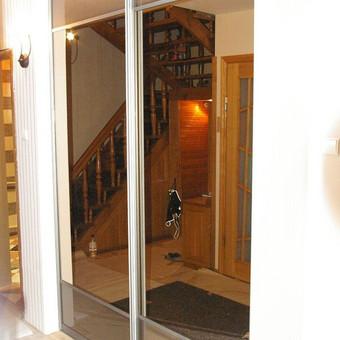 Stumdomos durys, spintos, drabužinės. Gamyba, projektavimas. / Egidijus / Darbų pavyzdys ID 681719