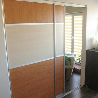 Stumdomos durys, spintos, drabužinės. Gamyba, projektavimas. / Egidijus / Darbų pavyzdys ID 681721