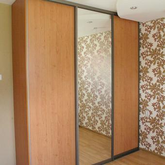 Stumdomos durys, spintos, drabužinės. Gamyba, projektavimas. / Egidijus / Darbų pavyzdys ID 681723