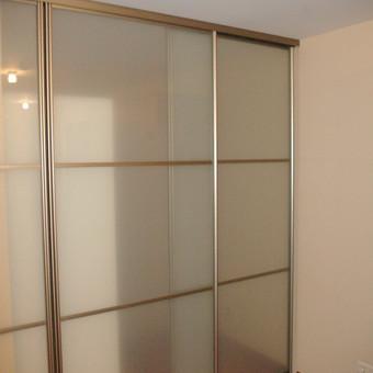 Stumdomos durys, spintos, drabužinės. Gamyba, projektavimas. / Egidijus / Darbų pavyzdys ID 681725