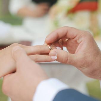 Vestuvių šventės fotografavimas