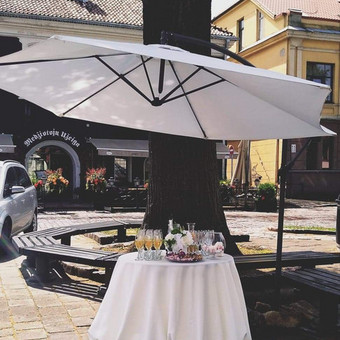 Šampano staliukas po ceremonijos / Eglė Ivanskaja / Darbų pavyzdys ID 683015