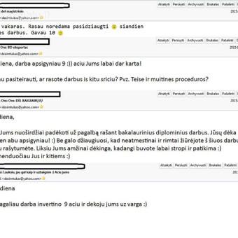Patikima ir profesionali pagalba studentams / Irina P. / Darbų pavyzdys ID 683189