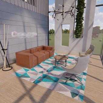 Interjero/eksterjero dizainas, 2D/3D projektavimas / Lukas Šakinis / Darbų pavyzdys ID 683361