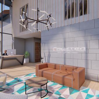 Interjero/eksterjero dizainas, 2D/3D projektavimas / Lukas Šakinis / Darbų pavyzdys ID 683363