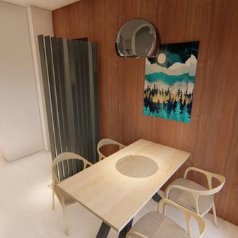 Interjero/eksterjero dizainas, 2D/3D projektavimas / Lukas Šakinis / Darbų pavyzdys ID 683381