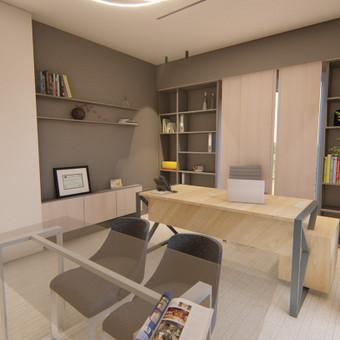 Interjero/eksterjero dizainas, 2D/3D projektavimas / Lukas Šakinis / Darbų pavyzdys ID 683389