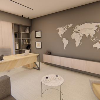 Interjero/eksterjero dizainas, 2D/3D projektavimas / Lukas Šakinis / Darbų pavyzdys ID 683393