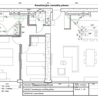 Interjero/eksterjero dizainas, 2D/3D projektavimas / Lukas Šakinis / Darbų pavyzdys ID 683403