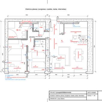 Interjero/eksterjero dizainas, 2D/3D projektavimas / Lukas Šakinis / Darbų pavyzdys ID 683405