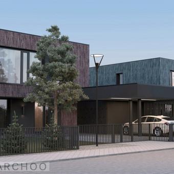 Architektai / Vaidotas Kaluškevičius / Darbų pavyzdys ID 684039