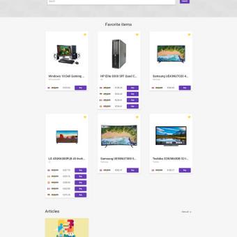 Interneto svetainės ir mob. aplikacijos / NgApps / Darbų pavyzdys ID 684071