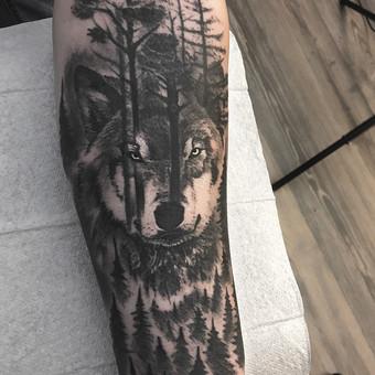 Kietos tattoo tik kietiems. / Evaldas(Mantikora) / Darbų pavyzdys ID 685325