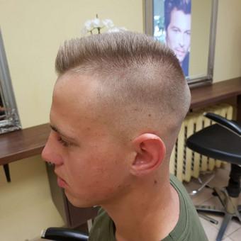 Grožio salonas/kirpykla, plaukų dažymas nuo 15e!!! / Grožio Salonas/Kirpykla / Darbų pavyzdys ID 686593