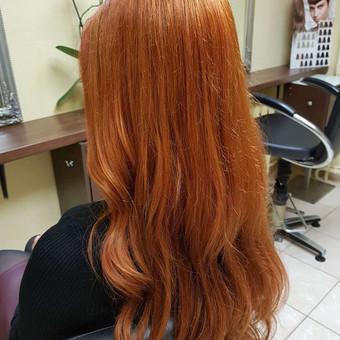 Grožio salonas/kirpykla, plaukų dažymas nuo 15e!!! / Grožio Salonas/Kirpykla / Darbų pavyzdys ID 686597