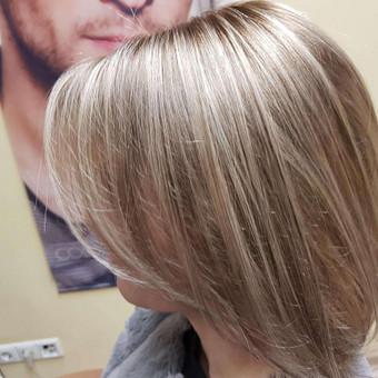 Grožio salonas/kirpykla, plaukų dažymas nuo 15e!!! / Grožio Salonas/Kirpykla / Darbų pavyzdys ID 686605