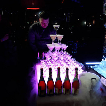 Barmenų šou,šampano piramidės,kokteilių vakarėliai,barmenai / Artūras Grigorjevas / Darbų pavyzdys ID 687623
